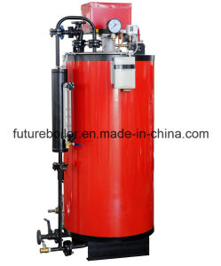 Professional Manufacturer of Vertical Oil/Gas/LPG Fired Steam Boiler pictures & photos