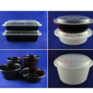 Disposable Plastic Box Making Machine, Plastic Box Thermoforming Machine pictures & photos