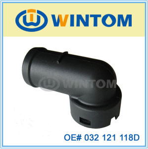 032 121 118d Adapter Thermostat Housing to Thermostat for Volkswagen