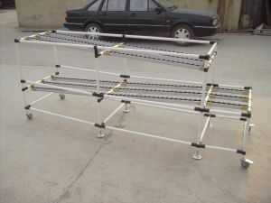 Tube Connecter for Lean Pipe Rack System pictures & photos