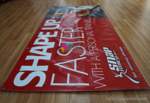 Full Colour Printing Banner Signage pictures & photos