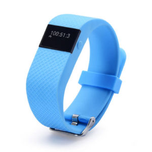 Tw64 Heart Rate Monitoring Smart Bracelet