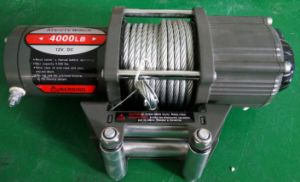 ATV 4000lbs Power Winch Ce Approved pictures & photos
