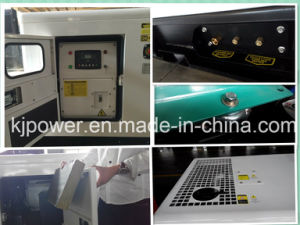 Silent Diesel Generator with Cummins Engine (25kVA-250kVA) pictures & photos