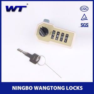 4 Digit Mechanical Combination Lock for Cabinet, Locker pictures & photos