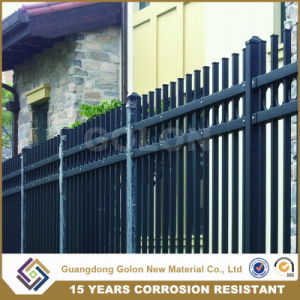 High Quality Good Offer Wholesale Eco-Friendly Powder Coated Fence Panels pictures & photos