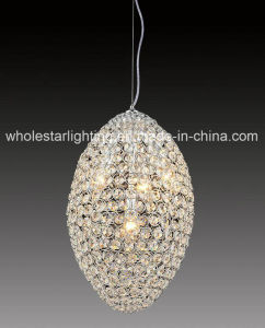 Metal Chandelier with Crystal Beads (WHP-989) pictures & photos