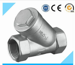 Stainless Steel 316 Material Y Type Strainer (DTV-G002)