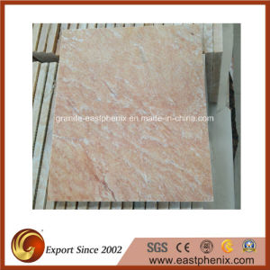 Imported Funcy Giallo Quartzite Stone Slab for Countertop/Wall Tile pictures & photos