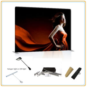 Folding Tension Fabric Partition Walls (10FT Straight) pictures & photos