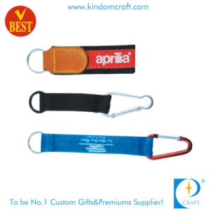 Flat Polyester Printed Mountaineering Buckle Lanyard in High Quality pictures & photos