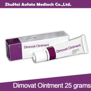 Dimovat Ointment 25g Clobetasol Propionate pictures & photos