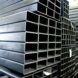 Q195 Galvanized ERW Steel Square Tube Manufacturer pictures & photos