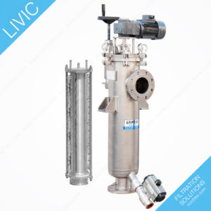 Automatic Self Clean Filter for Lube Oil
