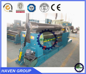 W11-12X3200 3 Roller gigh quanlity Hydraulic Plate bending Rolling Machine pictures & photos