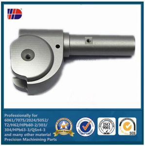 Custom Precision CNC Milling for Aluminum Machinery Parts pictures & photos