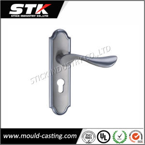 Zinc Alloy Die Casting for Door Handle (STK-ZDL0027) pictures & photos