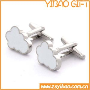 Imitation Enamel Metal Cufflink for Promotional Gifts (YB-r-018) pictures & photos