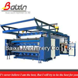 3200mm PP Woven Laminated Film Flexo Printing Machine Hydraulic Winder pictures & photos