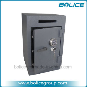 Front Loading Drop Slot High Secuirty Anti-Sheft Commercial Desposit Safe pictures & photos