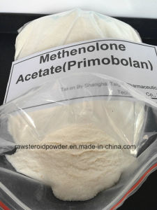Muscle Anabolic Raw Steroid Hormone Powder Primobolan Methenolone Acetate pictures & photos