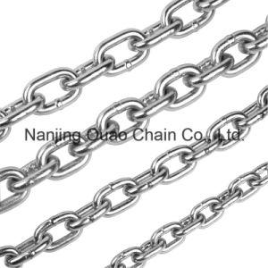 Nacm 96 G43/G70/G80 Yellow Zinc Plated Self Colour USA Standard Link Chain