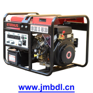 13.4HP Diesel Generator Set for Lobby (SH8Z) pictures & photos