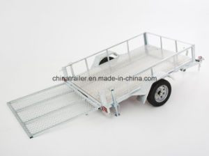 8X5 Hot Dipped Galvanised ATV Trailer / Utility Car Trailer pictures & photos