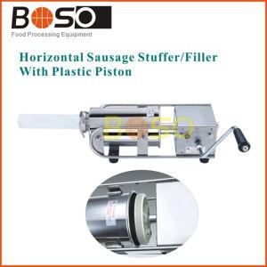 Horizontal Sausage Filler with Plastic Piston (BOS-TG2L)