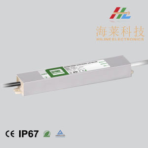 20W 12V/24V LED Waterproof LED Driver pictures & photos