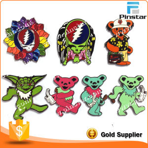 Promotional Gifts Custom Made Enamel Zonc Alloy Metal Cheap Pin Badges pictures & photos