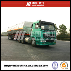 Best Selling Product of Chemical Tanker Trailer, Liquid Tank Truck pictures & photos