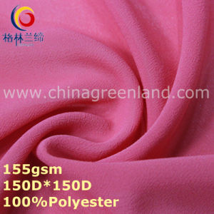 Polyester Spandex Chiffon Jacquard Fabric for Garment Shirt (GLLML345) pictures & photos