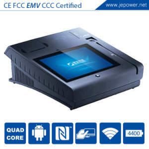 Ce EMV Certified 9.7 Inch Touch Screen POS Terminal Machine pictures & photos