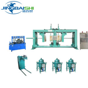 Hag888va Liquid Epoxy Resin Automatic Pressure Gel Hydraulic Molding Machine pictures & photos