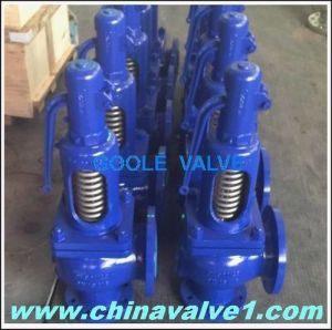 901/902 DIN Spring Loaded Full Lift Presure Safety Valve pictures & photos