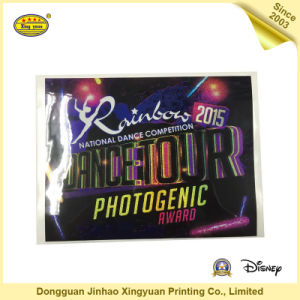 2016 New Custom Design Paper Adhesive Sticker Label