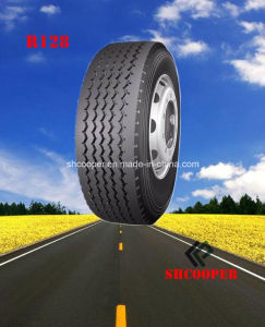 ROADLUX Wide Base Steer/Trailer Truck Tyre (R128) pictures & photos