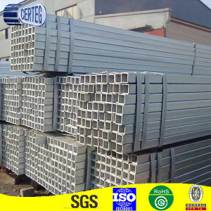 Q235 high strength mild steel galvanized square tube for arena pictures & photos