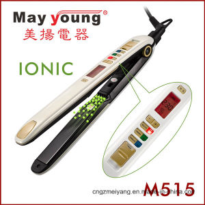 Classic Hair Straightener with Ion Generator and MCH Heater pictures & photos