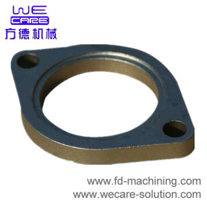 Customized Bronze Sand Castings for Valve Fittings