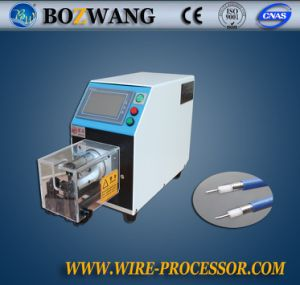 High Quality Coaxial Cable Stripping Machine (enforced mode) pictures & photos