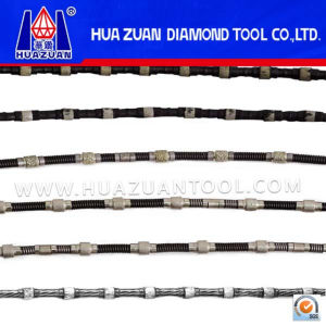 Competitive Price Diamond Wire Saw for Granite Marble Concrete Cutting pictures & photos