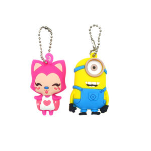 PVC 3D Colorful Fridge Magnet Toys Promotional Gift Keychain pictures & photos