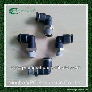 Nickel-Plated Fittings Nickel-Plated Connectors Pneumatic One Touch in Fitting pictures & photos