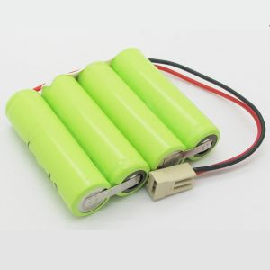 4.8V 1200mAh NiMH Size AA Rechargeable Battery pictures & photos