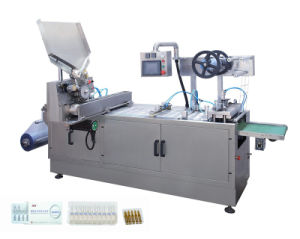 Automatic (with printing) Ampoule Blister Packing Machine pictures & photos