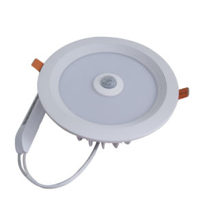 New Aluminum 15W LED Downlight with IR Sensor pictures & photos