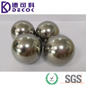 China Steel Ball Factory Produced 12.7mm 52100 Chrome Steel Ball pictures & photos