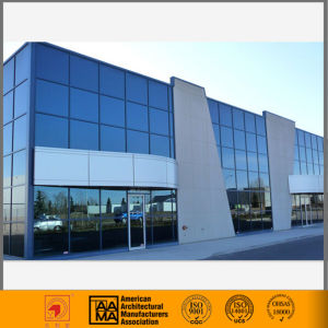 Hidden Jointed System Glass Curtain Wall pictures & photos